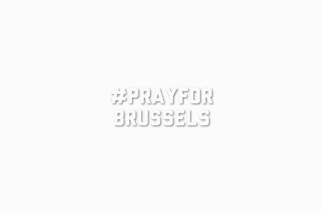 Our hearts go out to the families and people affected by the attacks in Brussels, Belgium this morning. Join us church in saying a prayer today for Brussels! #prayforbrussels