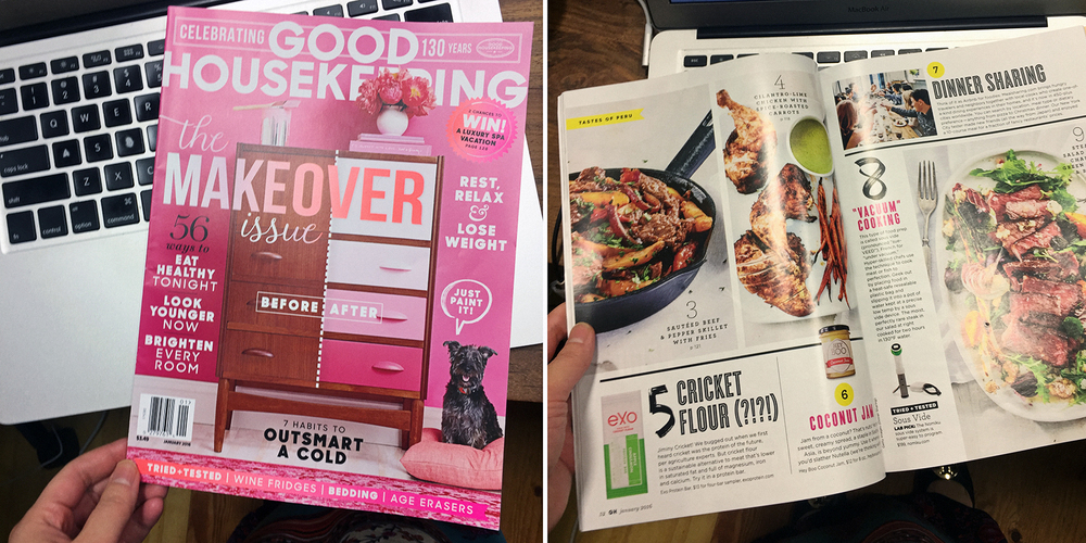 Nomiku in Good Housekeeping