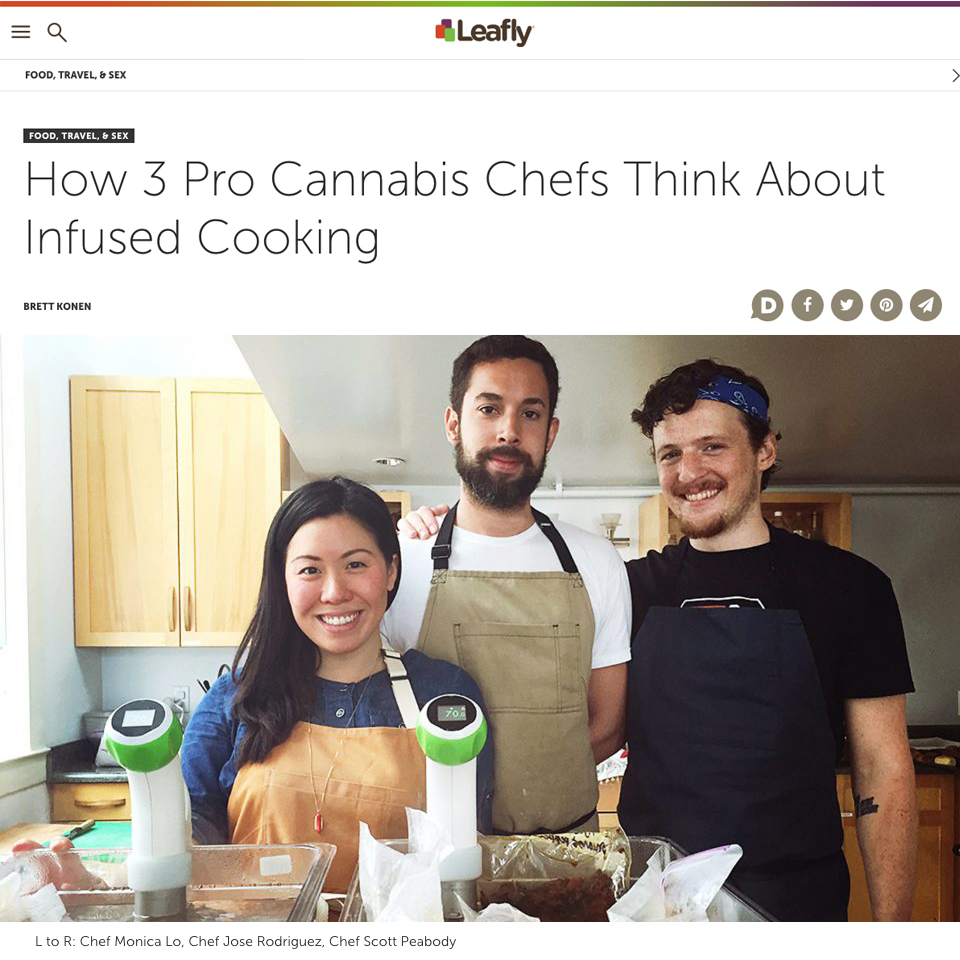 Featured on Leafly