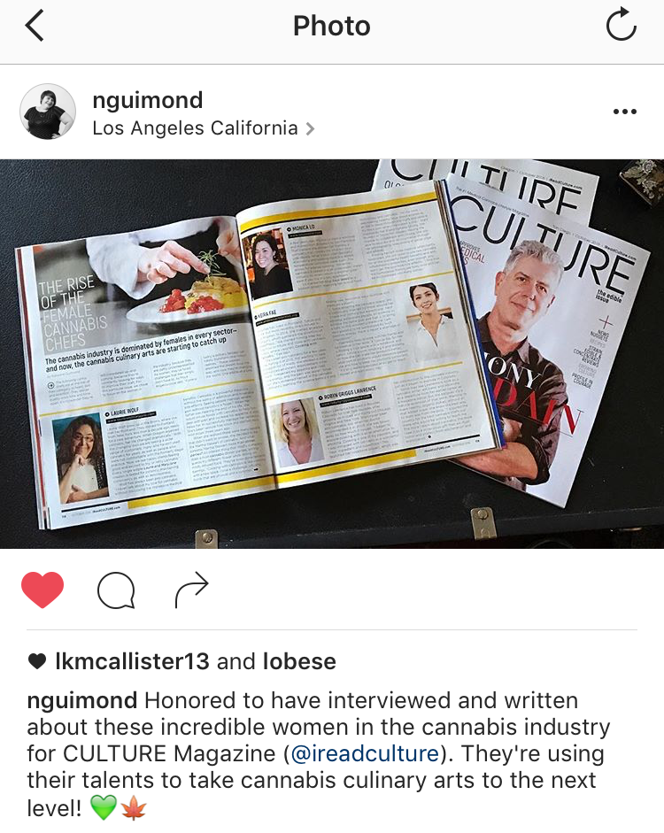 CULTURE Magazine Feature