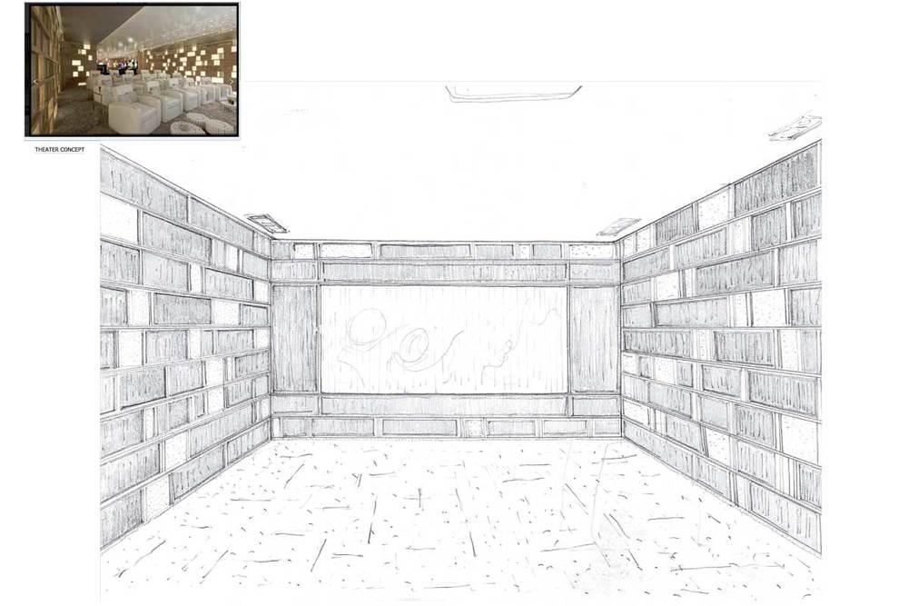 Home Theatre Concept