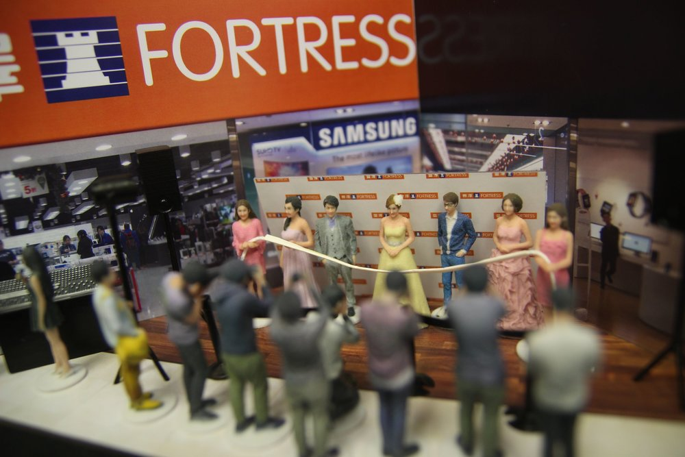 Fortress New Store Ribbon-cutting Ceremony