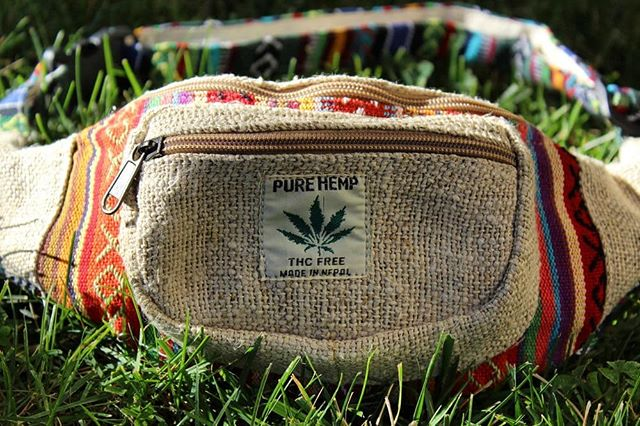 🎄ORDER BY DECEMBER 20th AND RECIEVE YOUR HEMPACK BEFORE CHRISTMAS! (US orders only)🎄 Vegan Hemp Fanny Pack also on sale! ✌️
