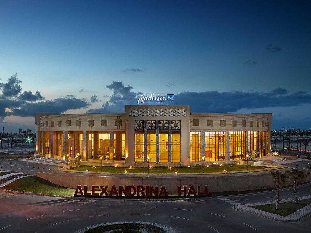 Radisson Blu Alexandria Convention Center