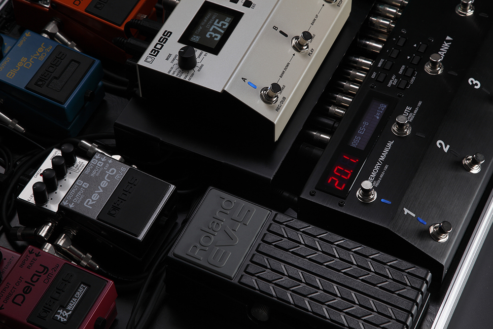 Boss_rv6_pedalboard