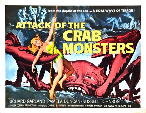 Attack_of_crab_monsters_poster