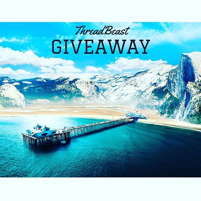 *Special Cloth Alert* - ThreadBeast is giving away one free Essential package to a lucky follower!  To enter, please follow the steps below:  1. Follow @threadbeast_  2. Like this post  3. Tag three friends  The winner will be announced this Friday and will receive a free Essential package containing 4-5 items valued at over $150! Good luck! #threadbeast
