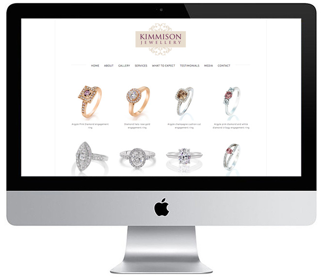 Kimmison Jewellery – Gallery (Engagement rings)