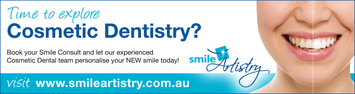 Press ad – Brisbane News quarter page