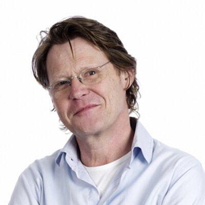 Robert Elms writer & radio talk show host for BBC London 94.9.