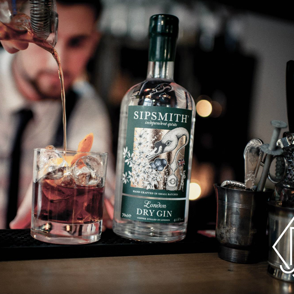 Intercontinental Sipsmith Gin Bar