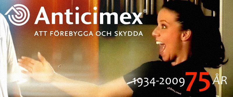 Anticimex 75 Year Anniversary Distributed event set in Stockholm, Gothenburg and Malmö. Three locations, one stage each. Read more