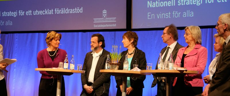 Swedish National Institute of Public Health National distributed event with 21 simultaneous sites connecting over 3000 participants. Read more