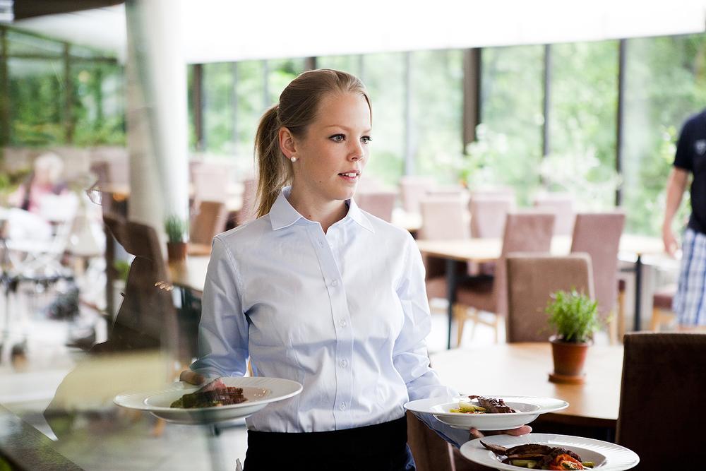 Glasverandan café, Sofiero, Helsingborg