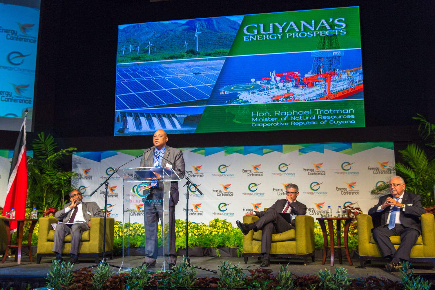 activity continues in guyana energy chamber of trinidad and tobago