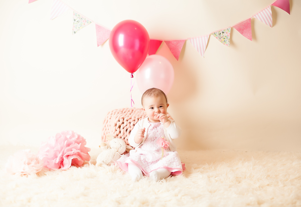 1 Year Baby Portraits Toronto