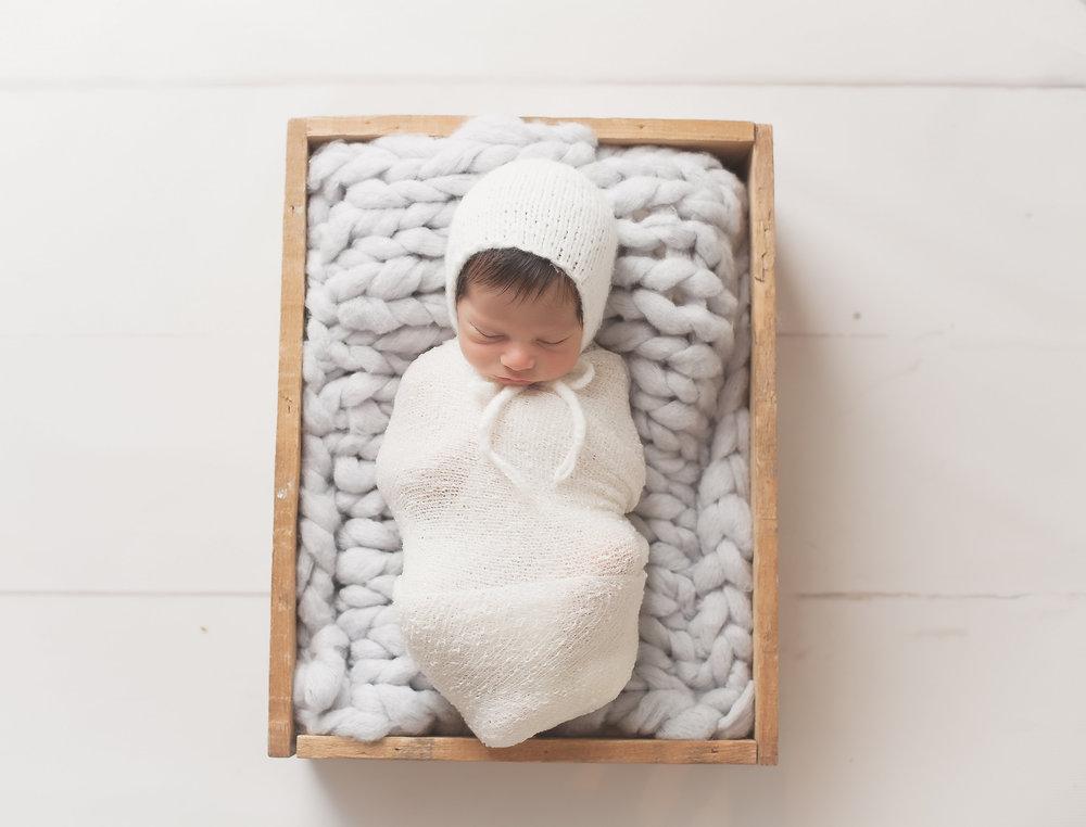 Toronto Newborn Pictures