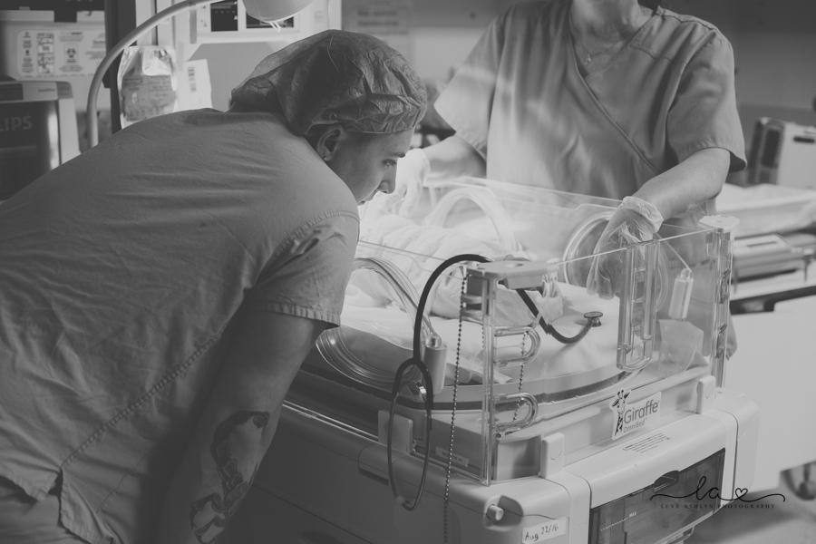 Fresh Newborn Baby Photography