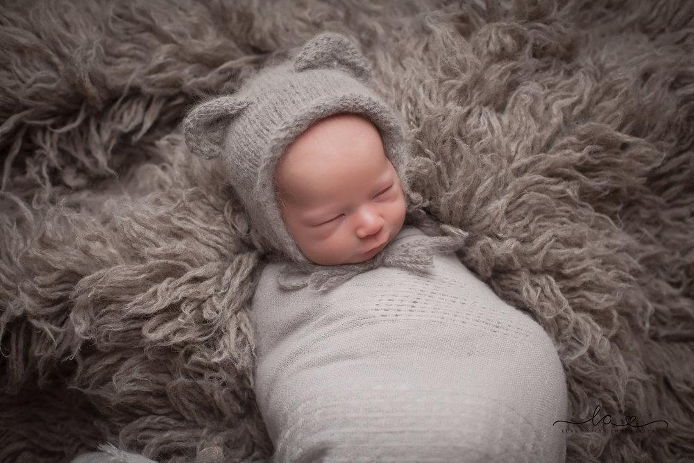 Toronto Baby Photo