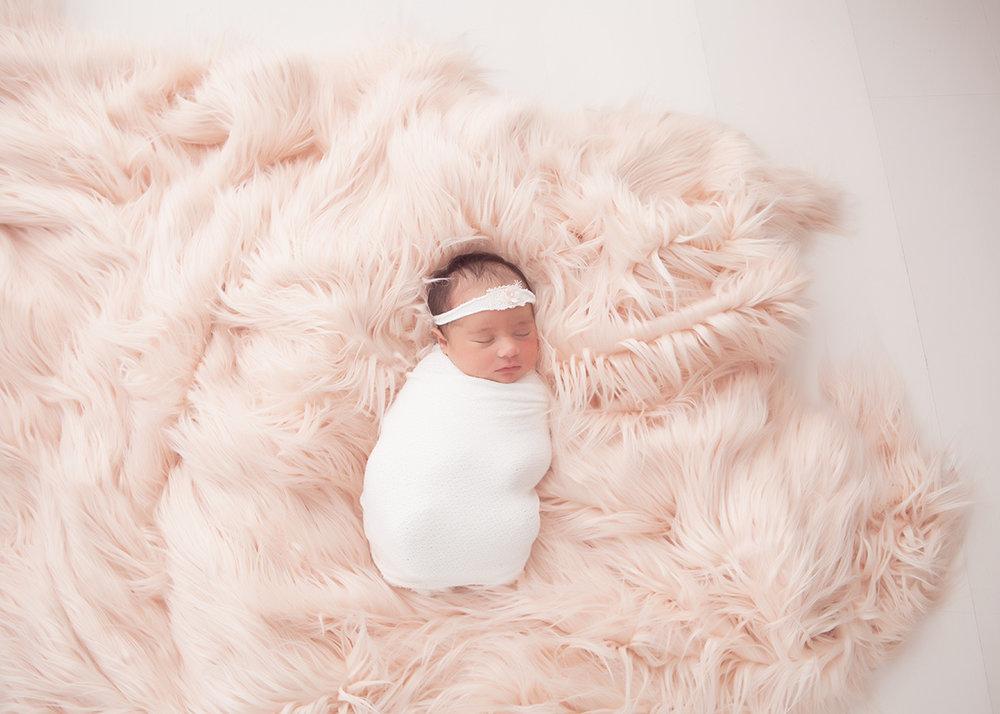Professional Studio Baby Photos