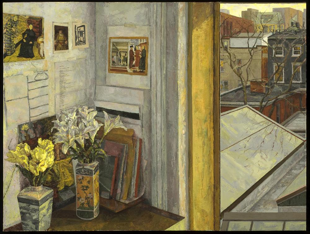 Interior-Exterior II