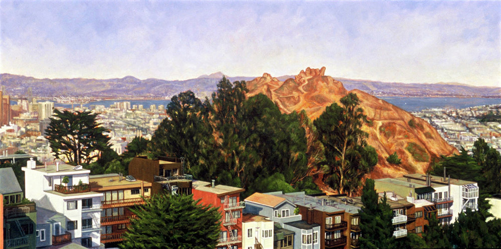 Corona Heights II