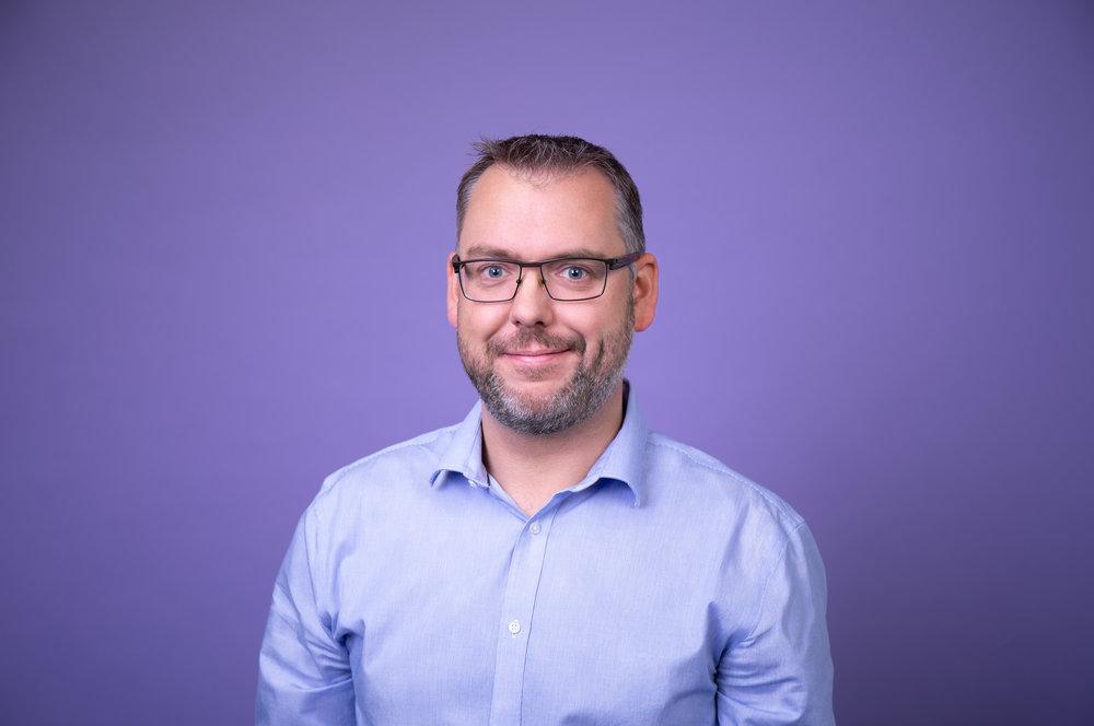 Stephen Garland, CTO, Trustpilot
