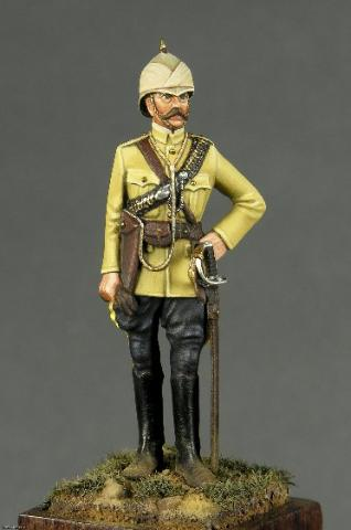 10th Hussars - Jon Harbuck
