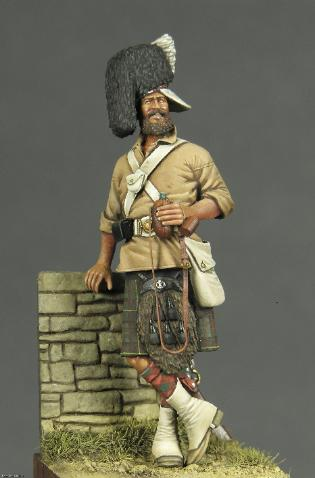 79th Highlander - Bill Horan