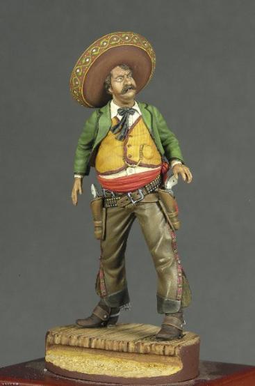 El Gordo -Gilbert Moreno