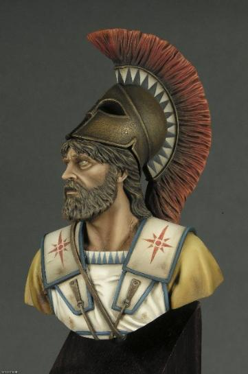 Greek Hoplite - Jay Hollopeter