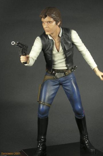 Han Solo -Rob Hickel