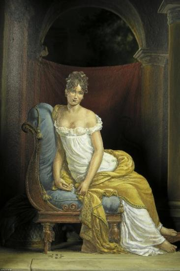 Madame Recamier -Greg DiFranco