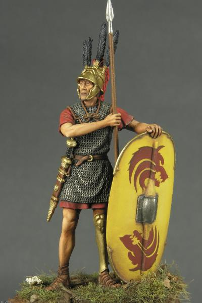 Roman Traiarus -Ric Girardin