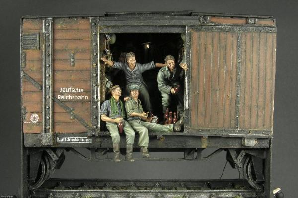 Stalingrad Express -Dan Tisoncik