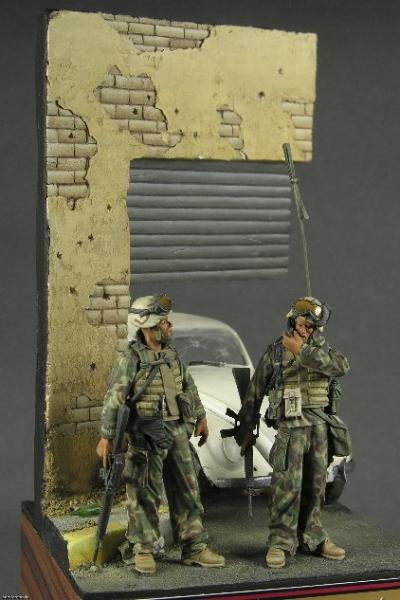 Streets of Baghdad -Arthur Mineszewski