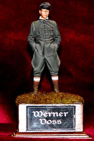 Stephen Mallia Werner Voss