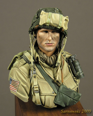 101st Airborne Stephen Mallia