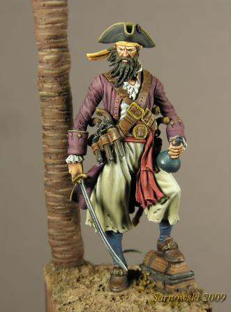 Blackbeard David Hood