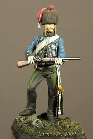 Hussar David Hood