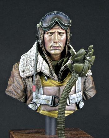 B-17 Gunner Matt Springer