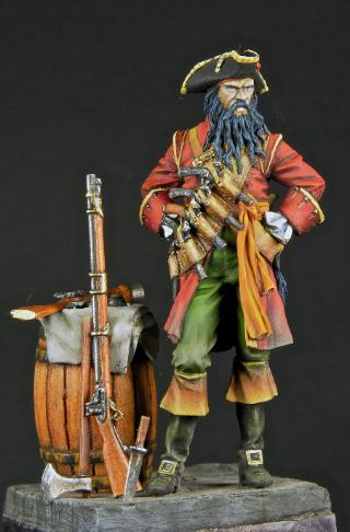 Blackbeard John Bowery