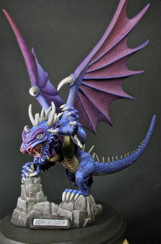 Blue Dragon Sue Wachowski