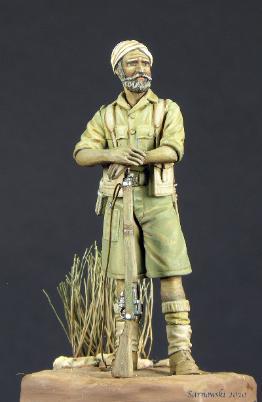 British Sikh Bob Stein