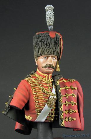 Chasseur De La Garde Stephen Mallia