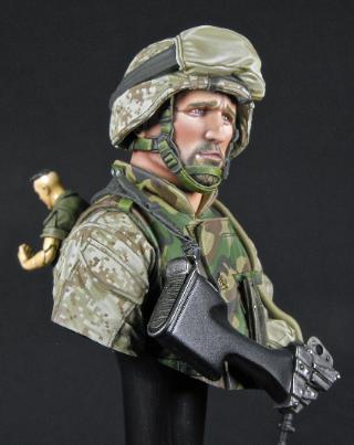 Fallujah Marine Scott Primeau
