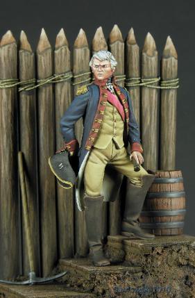General Continental Army David Hood