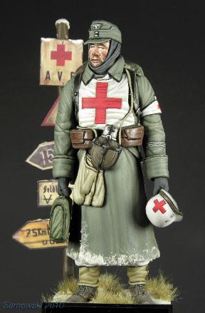German Medic Dan Capuano