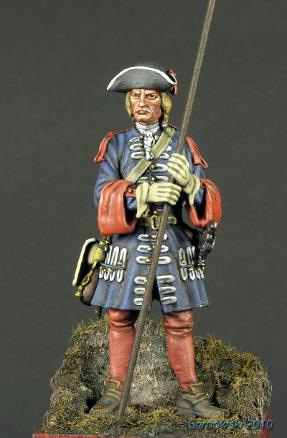 Nine Years War Warren Judge