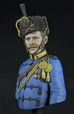 NY Hussar Matt Springer